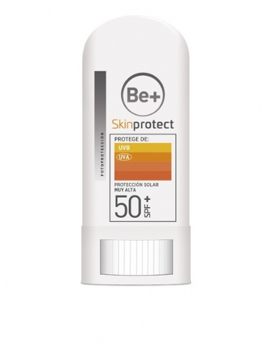 Be+ skin protect stick cicatrices zonas sensibles spf50+ (8 ml)