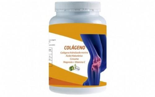 Colageno + mg + vit c 300g besibz