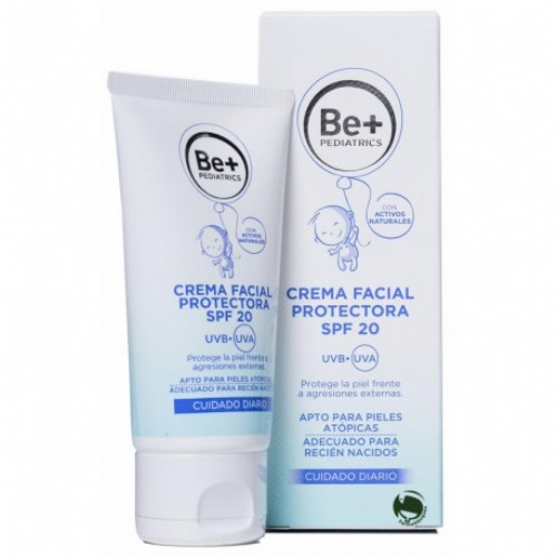 BE+ CR FACIAL PROTECT +20 40ML