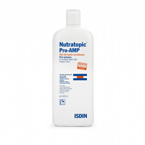 NUTRATOPIC PRO-AMP GEL EMO 400
