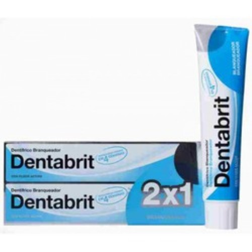 DENTABRIT BLAN PACK 2X1 125 ML