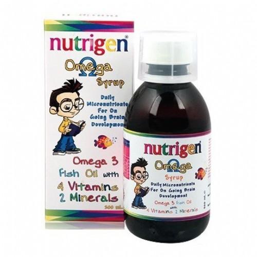 Nutrigen omega syrup (200 ml)
