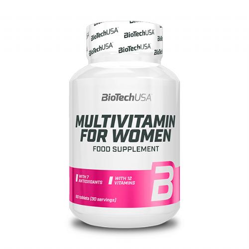 Vitamin woman (60 tabletas)