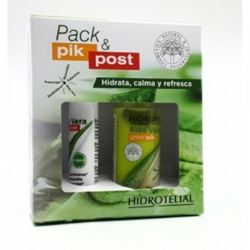 Pack pick post hidtotelial