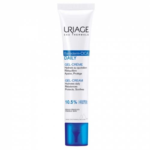 Bariederm cica daily gel crema (1 envase 40 ml)