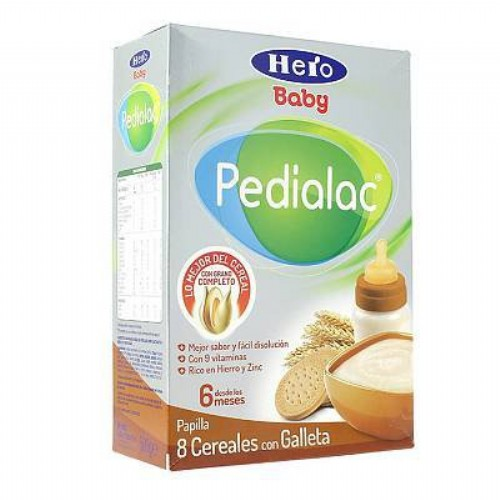 PAP 8 CER GALL HB PEDIALAC500G