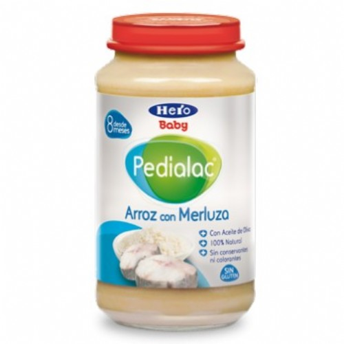 HB ARROZ BLANCO MERL PEDIA250G