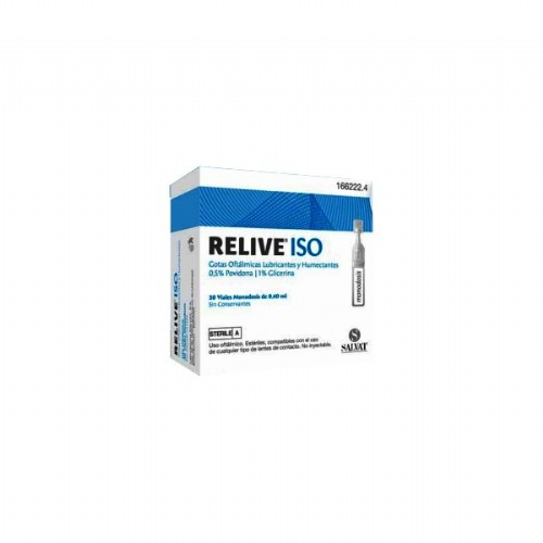 RELIVE ISO 30 MONODOSIS