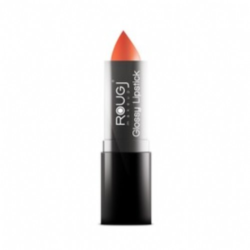 ROUGJ GLOSSY LIPSTICK CORAL