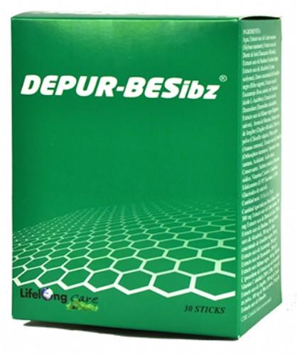 DEPUR BESIBZ 30 STICKS