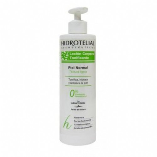 HIDROTELIAL GEL DE BAÑO TONIFICANTE P NORMAL 500