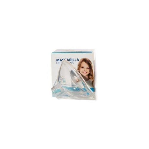 Mascarilla de silicona - pediatrics salud (mayores de 6 años (krt-r-l))