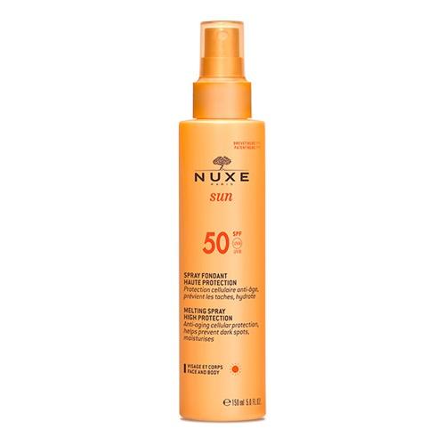 Nuxe sun spf 50 spray 150 ml