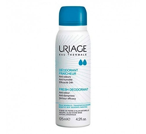 Uriage desodorante fresco (125 ml)