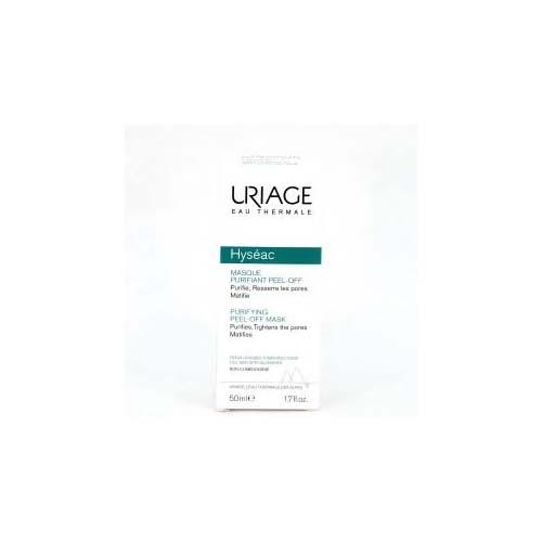Hyseac mascarilla purificante peel off - uriage (50 ml)