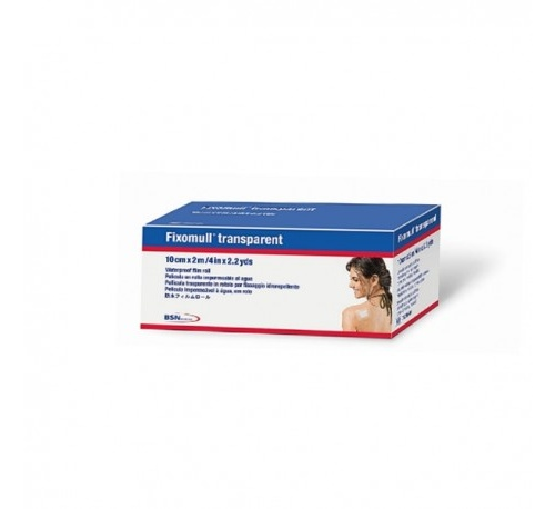 Esparadrapo hipoalergico - fixomull (transp 10 m x  2 cm)