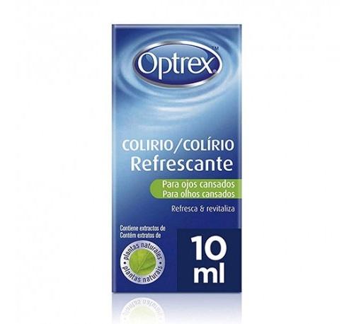 Optrex colirio refrescante ojos cansados (10 ml)