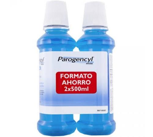 Parogencyl encias control colutorio (500 ml 2u)