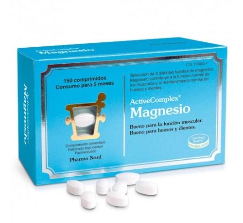 Activecomplex magnesio (150 comp)