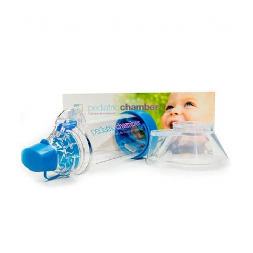 Pediatric chamber - camara de inhalacion (175 ml)