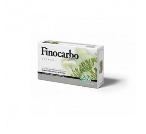 FINOCARBOPLUS HINOJO 20 CAPS