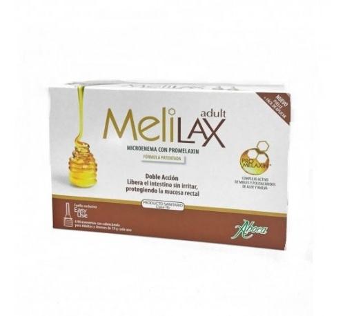 MELILAX 6 MICROENEMAS 10 GR