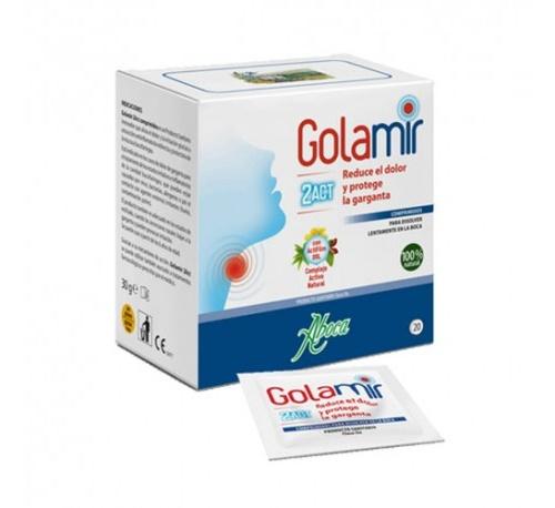 Golamir 2act (20 comprimidos)