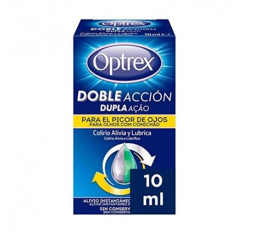 Optrex doble accion picor ojos 10 ml