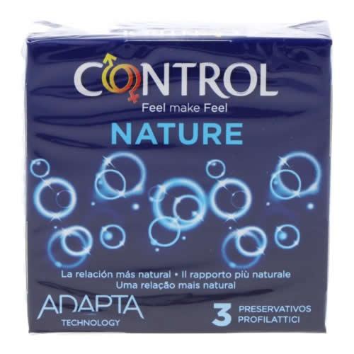 Control nature 3 uds
