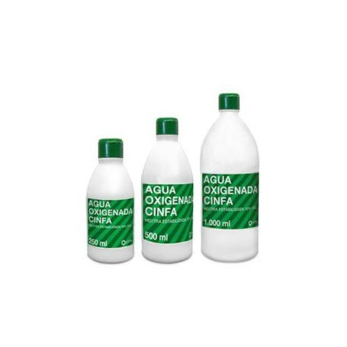 Agua oxigenada - montplet (4,9% 1 frasco 250 ml)
