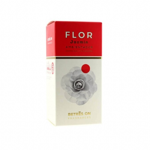 Ambientador flor jazmin betres on 85 ml.