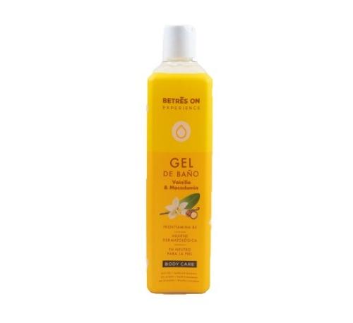Betres gel baño espuma canela/limon  dosificador