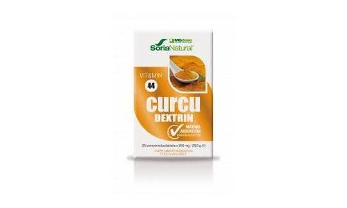 Curcu dextrin 28 comp soria natural