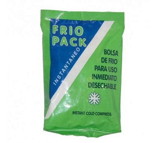 Practicosa pack frio instant (bolsa  desechable)