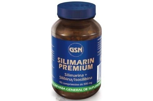 Silimarin premium 90 comprimidos     gsn