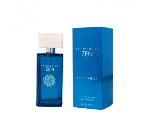Flower of zen perfume mujer (blue dahlia 100 ml)