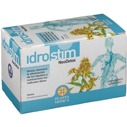 Idrostim neodetox tisana (20 filtros)