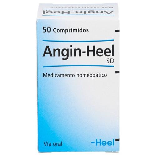 Angin heel sd 50 comprimidos        heel