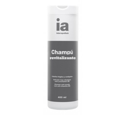 Interapothek champu anticaida (400 ml)