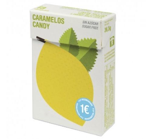 Balmelos limon melisa cajita s/a nuevo