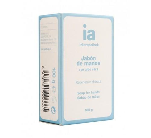 Interapothek jabon de manos con aloe vera (500 g)