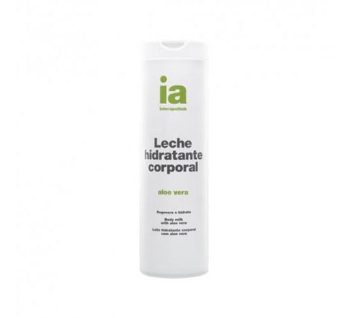 Interapothek leche corporal aloe vera (750 ml)