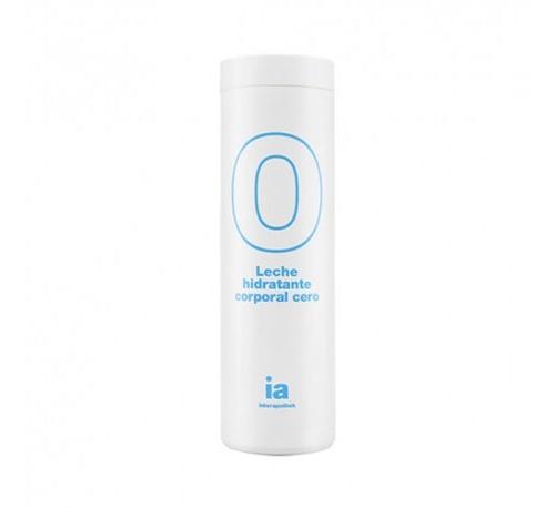 Interapothek natural cero leche corporal hidrat (400 ml)