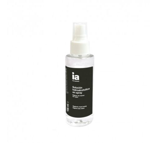 Interapothek spray hidroalcoholico 100ml