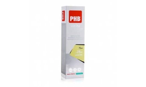 Phb white pasta dentifrica (75 + 25 ml)
