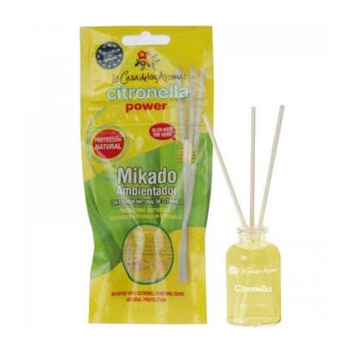 Mikado citronela antimosquitos 50ml
