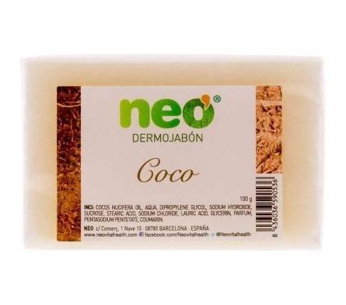 Coco jabon 100 gramos           neovital