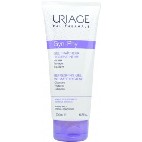 Gyn-phy gel refrescante higiene intima (200 ml)