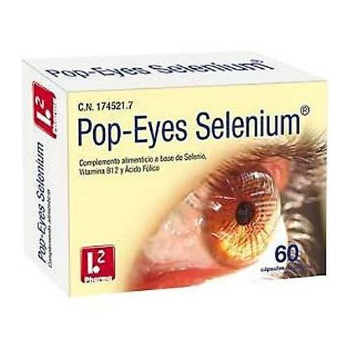 Pop-eyes selenium (60 capsulas)