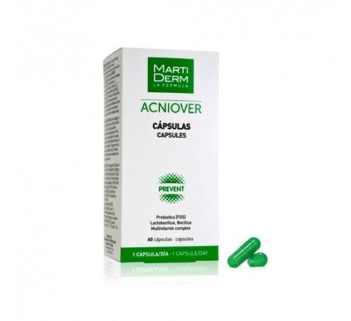 Martiderm acniover (60 capsulas)
